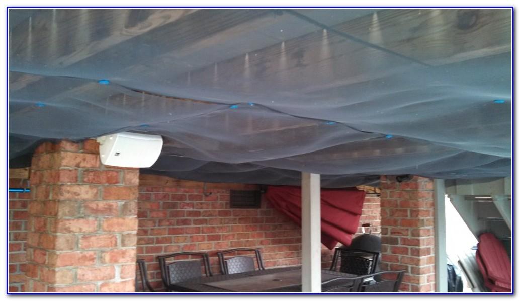 Waterproof Under Deck Ceiling