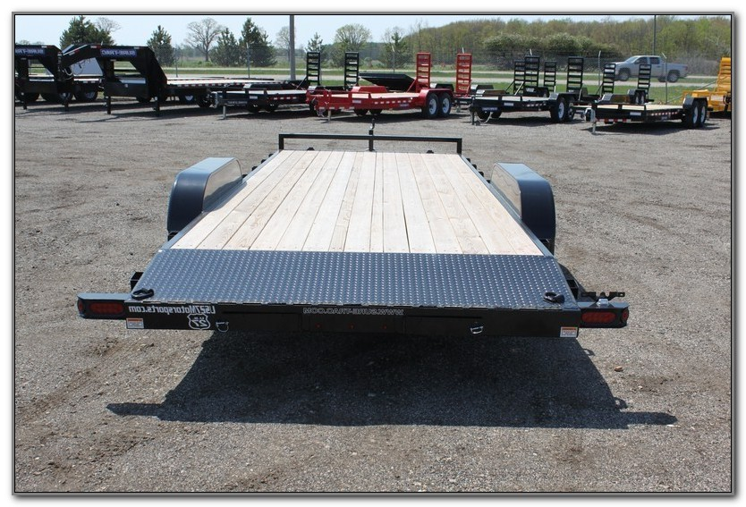 Wood For Trailer Deck