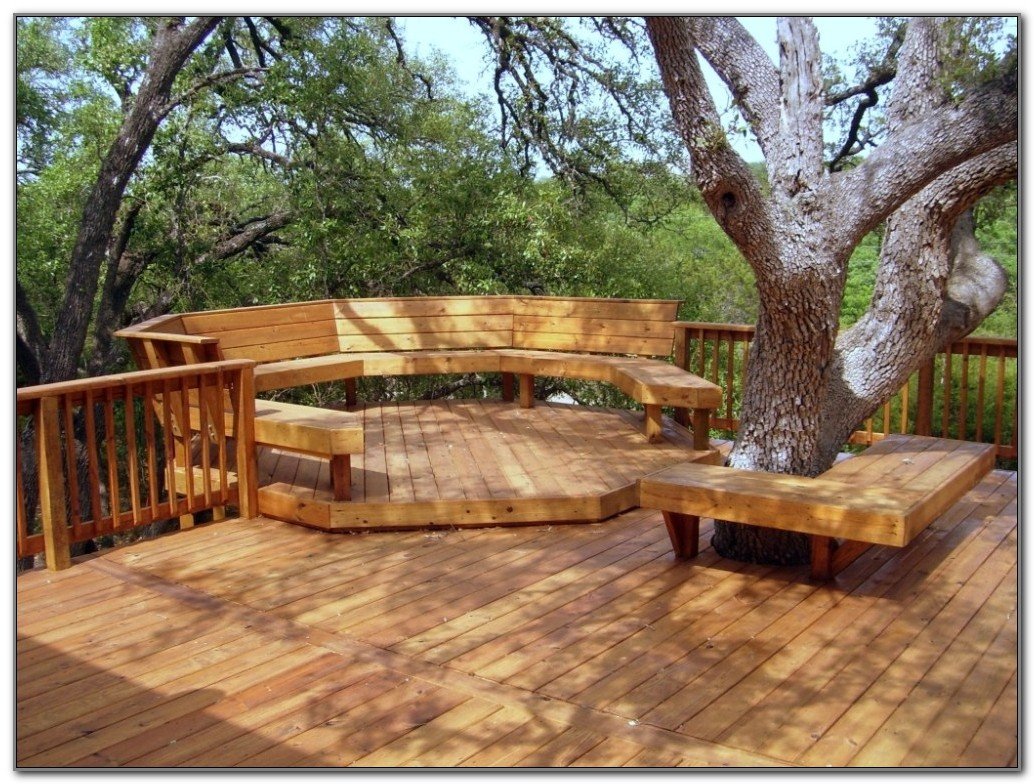 Wooden Deck Designs Photos
