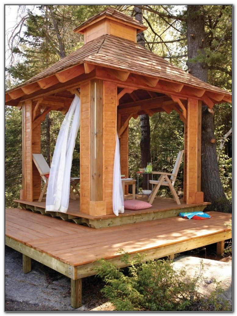 Wooden Deck Paint Ideas