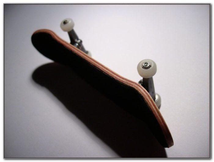 Wooden Tech Deck Boards