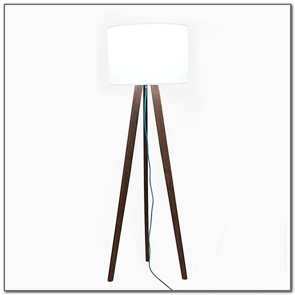 Wooden Tripod Floor Lamp John Lewis