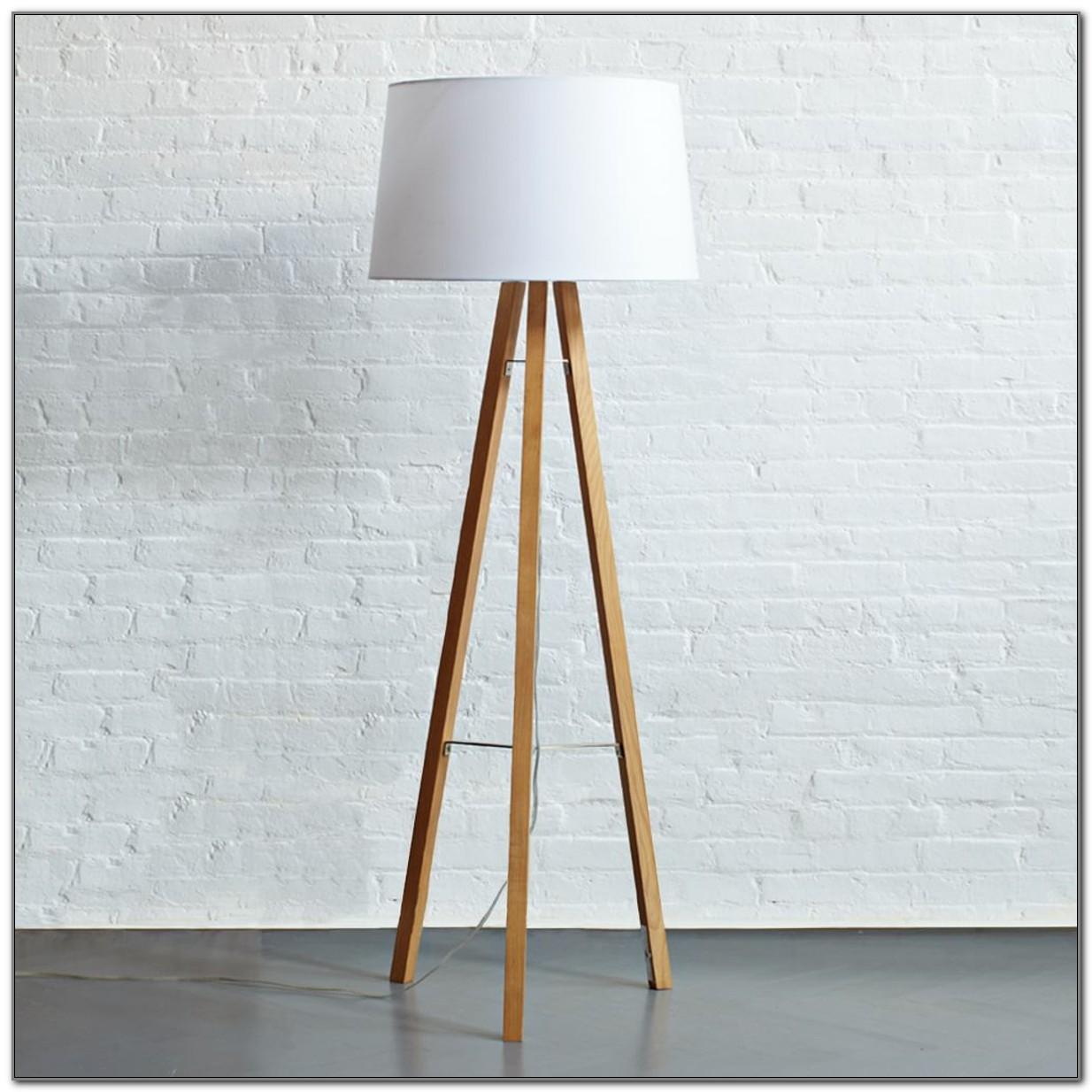 Wooden Tripod Floor Lamp Uk