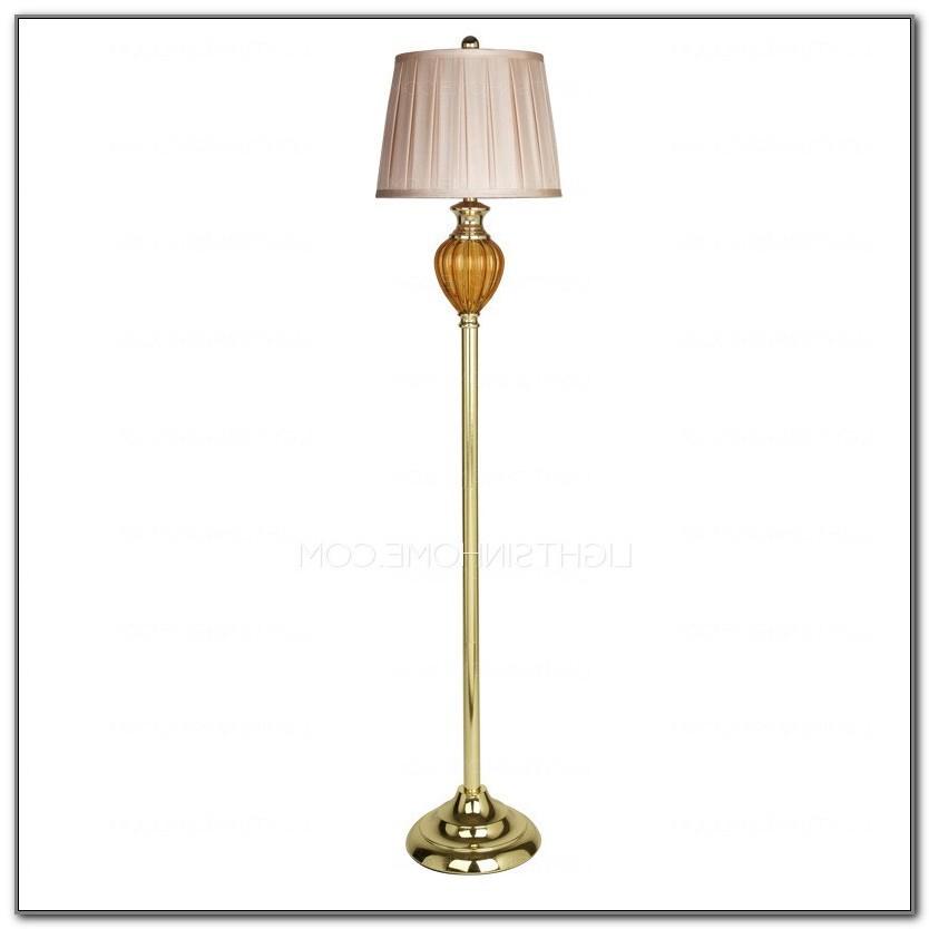 Wrought Iron Floor Lamp Base