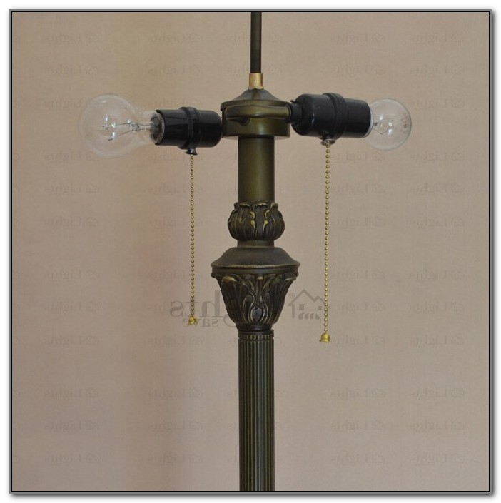 Wrought Iron Floor Lamps Antique