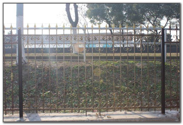 Wrought Iron Railings For Decks