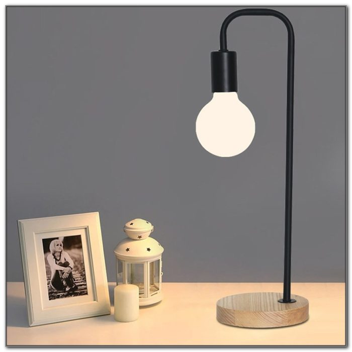 Wrought Iron Table Lamp Bases