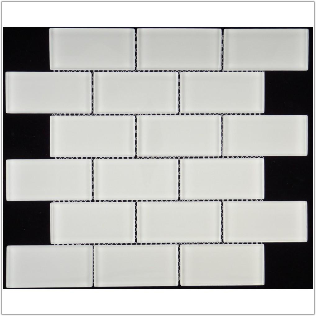 2 X 4 Glass Tile