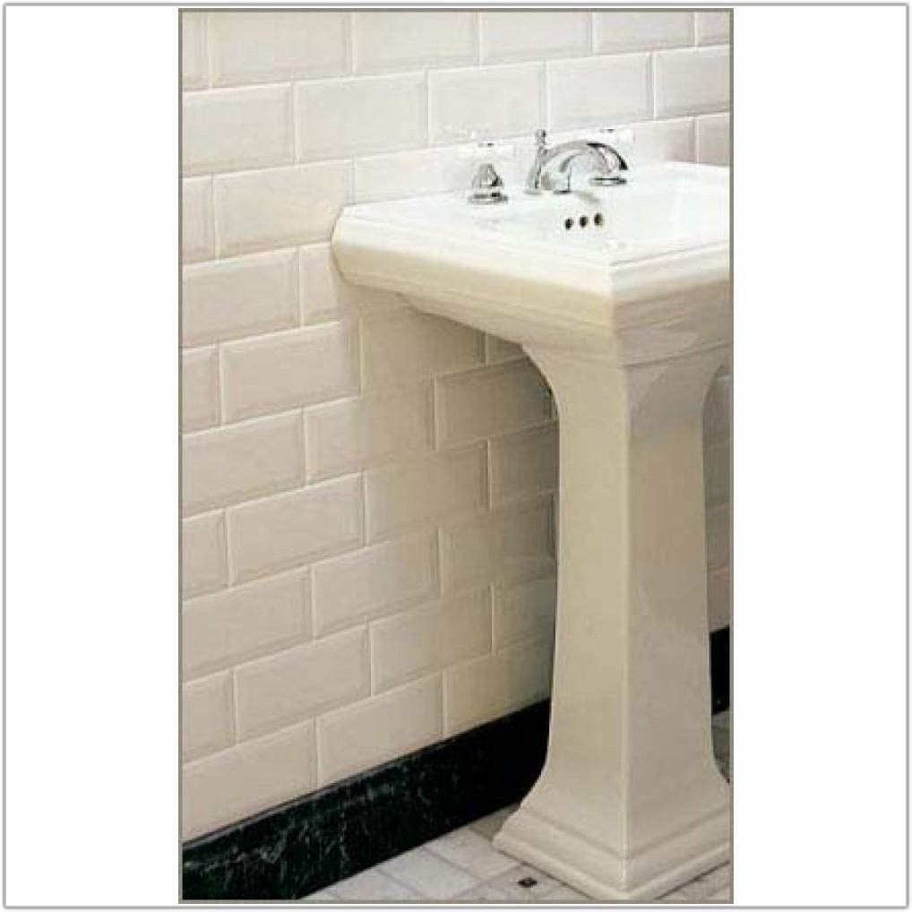 2 X 6 White Subway Tile