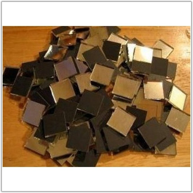 20 X 20 Mirror Tiles