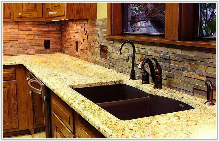 24 Inch Granite Tile Countertop