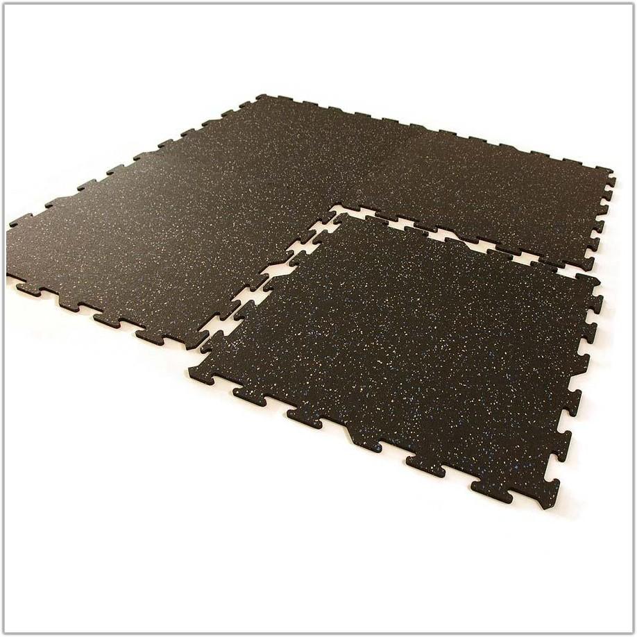 24 X 24 Rubber Floor Tiles