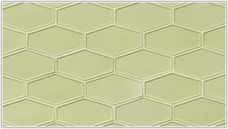 6 X 6 White Ceramic Floor Tile