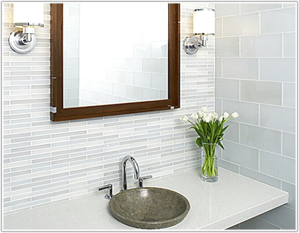 Accent Tiles For Bathroom Walls
