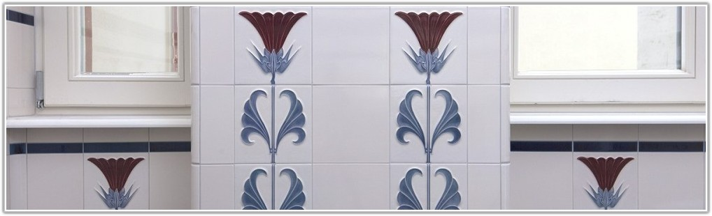 Art Deco Bathroom Tiles Uk