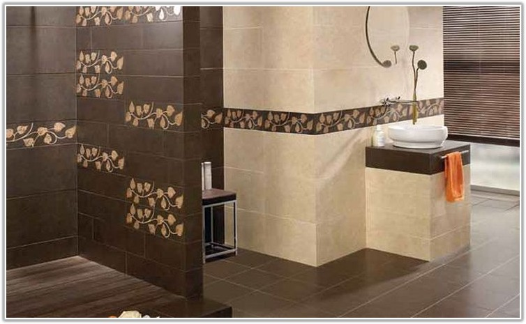 Bathroom Ceramic Wall Tile Design