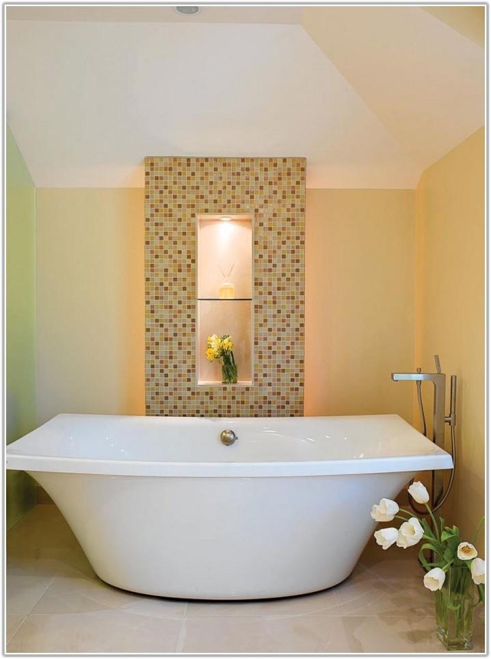 Bathroom Feature Wall Tile Ideas