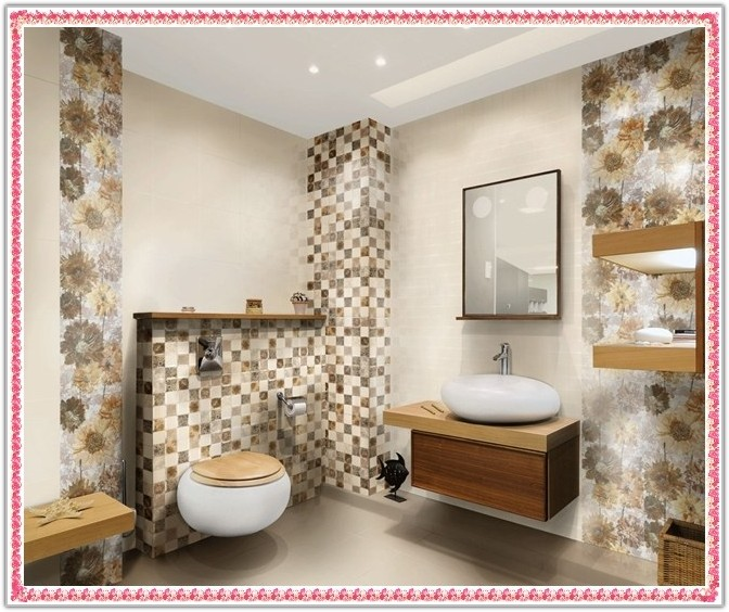 Bathroom Floor And Wall Tile Combinations