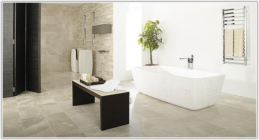 Bathroom Floor And Wall Tiles Ideas