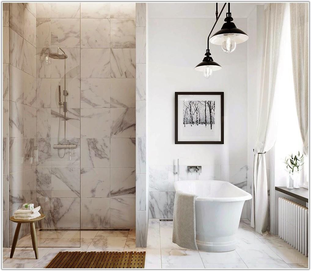 Bathroom Marble Tile Design Ideas
