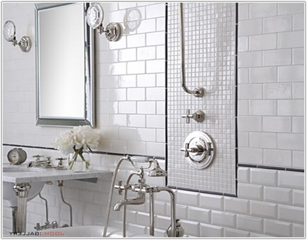 Bathroom Mirror Tiles For Wall