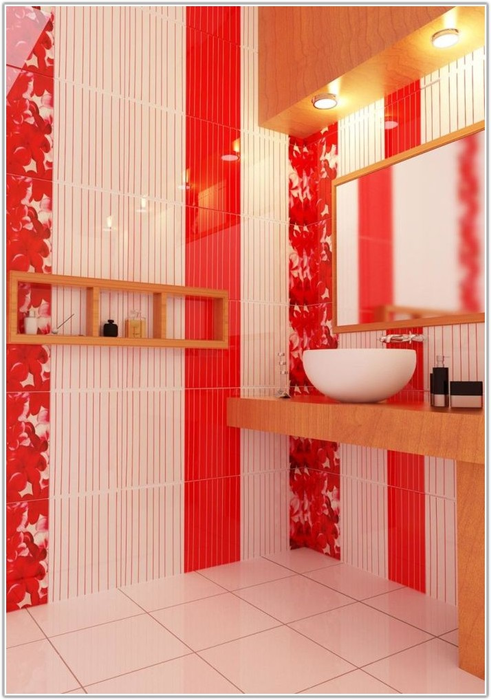 Bathroom Tile Colour Schemes 2012