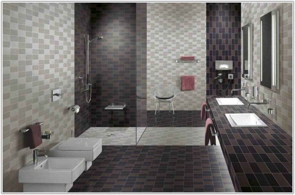Bathroom Tile Colour Schemes 2014