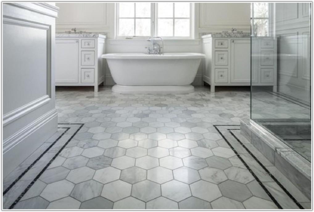 Bathroom Tile Floor Ideas For Small Bathrooms
