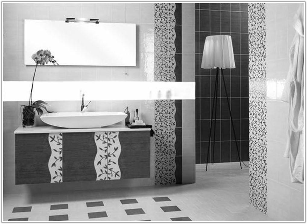 Bathroom Tile Ideas Blue And White