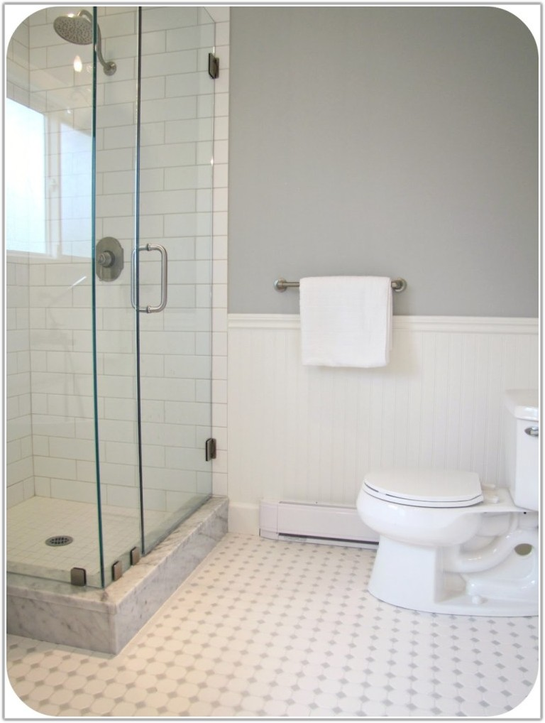 Bathroom Tile Ideas White And Grey