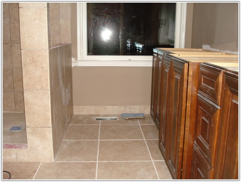 Bathroom Wall Floor Tiles Ideas
