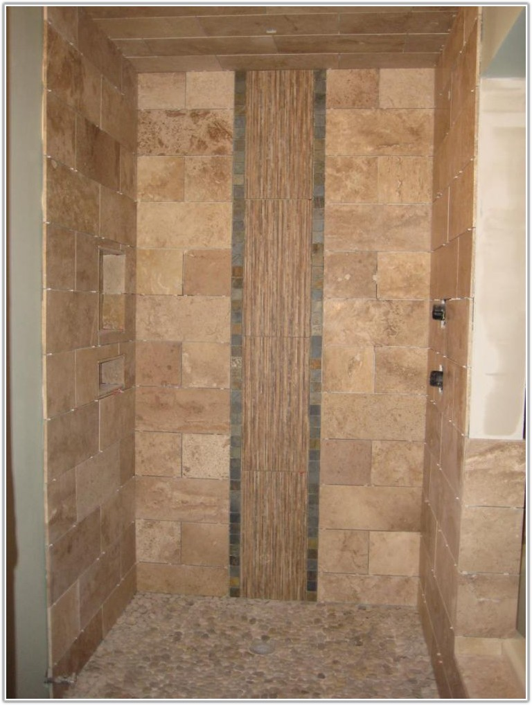 Bathroom Wall Or Floor Tiles First