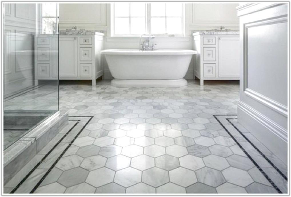 Best Bathroom Floor Tile Design