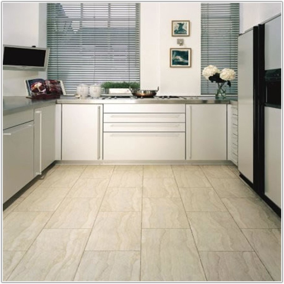 Best Floor Tiles For Kitchen