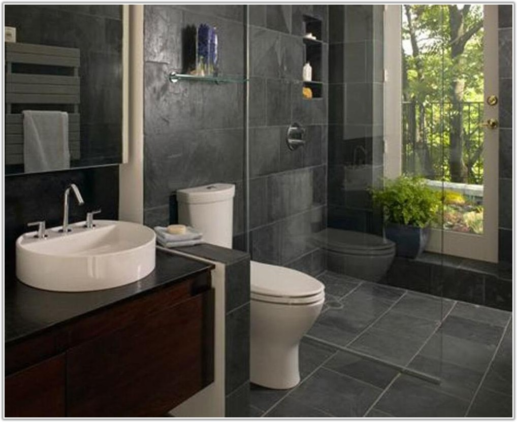 Best Small Bathroom Tile Designs