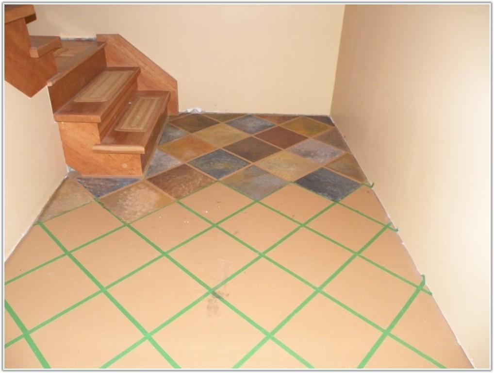 Best Tile For Basement Concrete Floor
