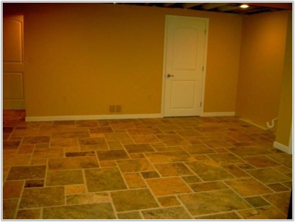 Best Tile For Basement Floor
