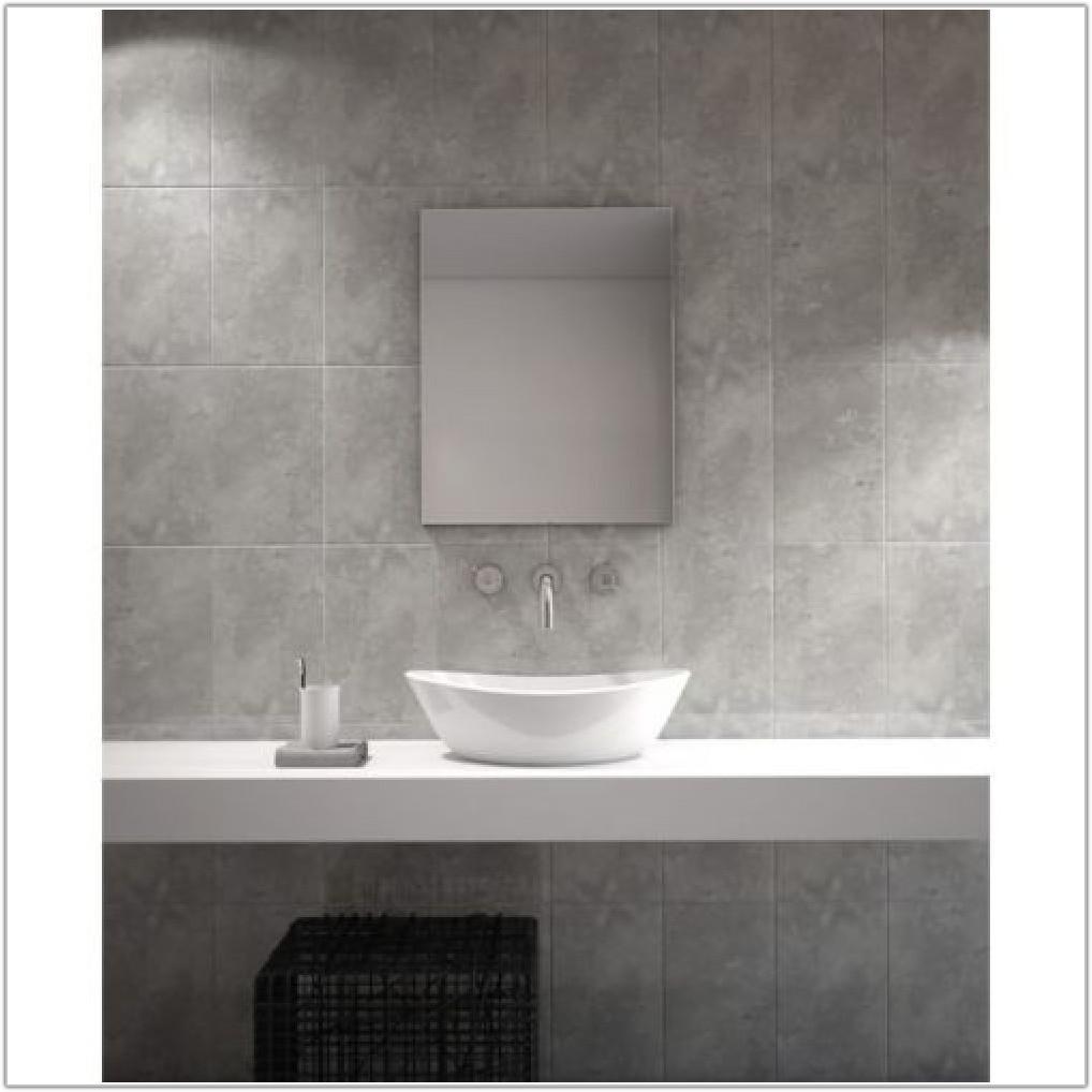 Big White Bathroom Wall Tiles