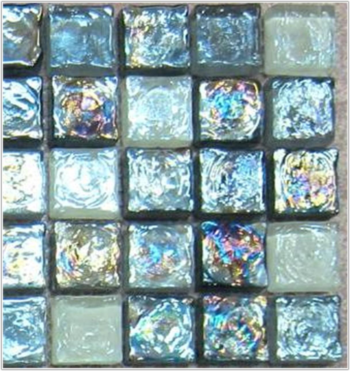 Black And Grey Mosaic Bathroom Tiles