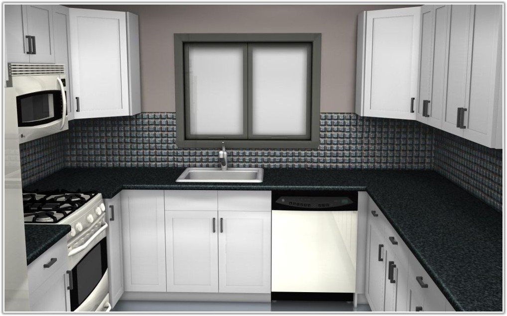 Black And White Wall Tile Patterns Kitchen