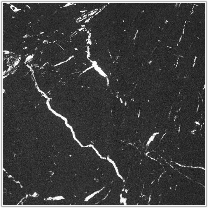 Black Marble Effect Porcelain Tiles