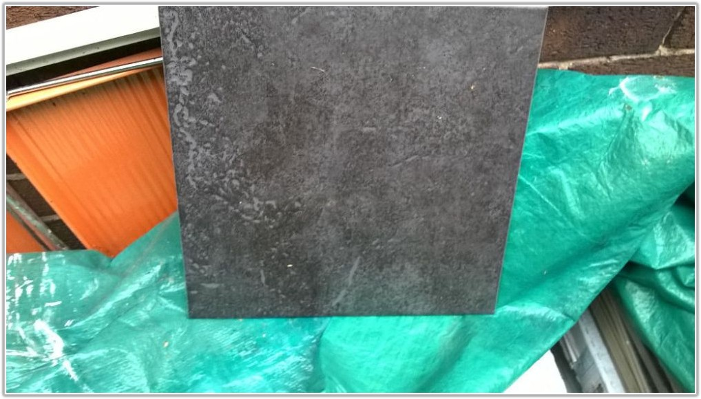 Black Slate Floor Tiles Homebase