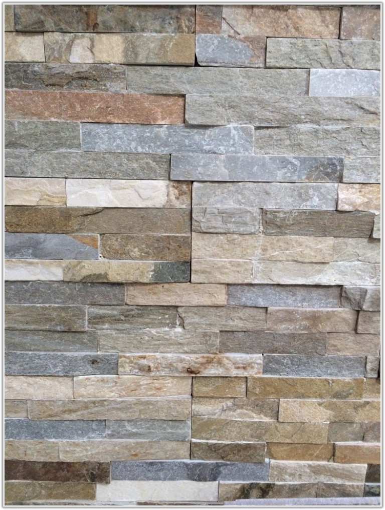 Black Slate Kitchen Wall Tiles
