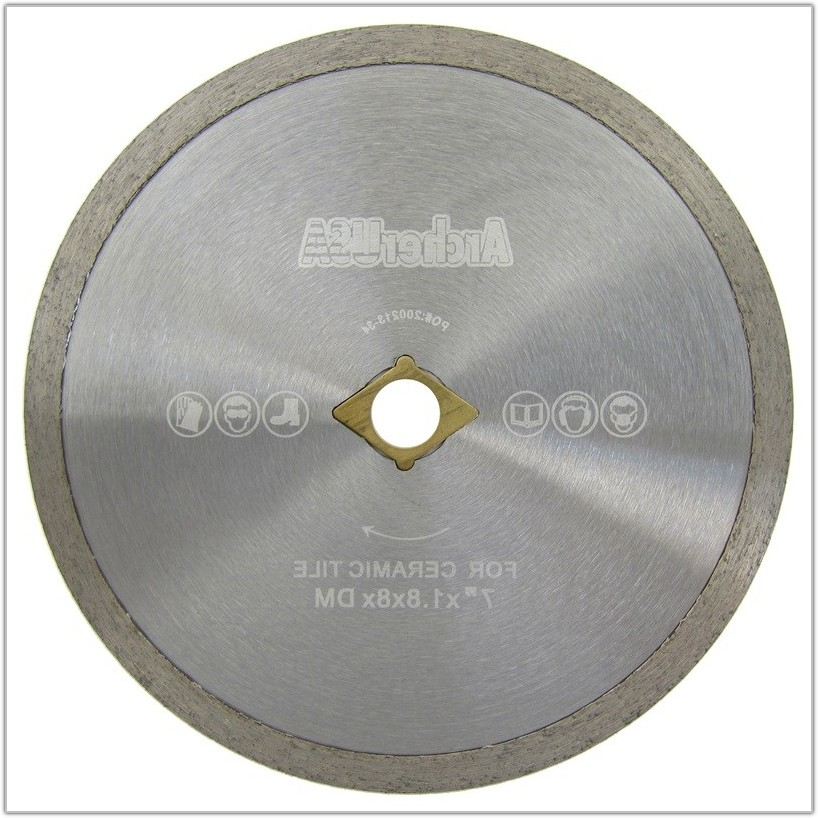 Blade For Cutting Glass Tile