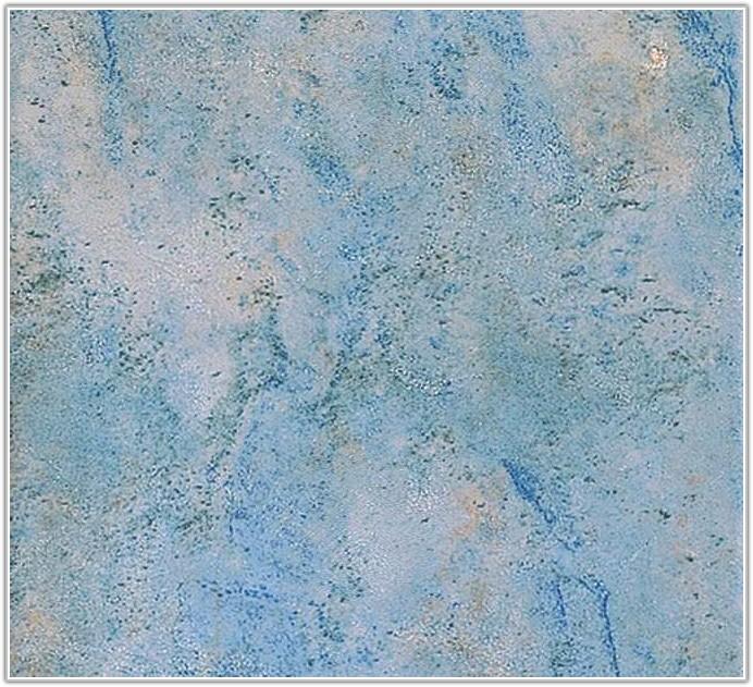 Blue Gray Ceramic Floor Tile