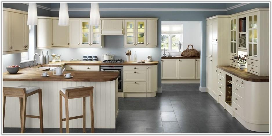 Blue Slate Kitchen Floor Tiles