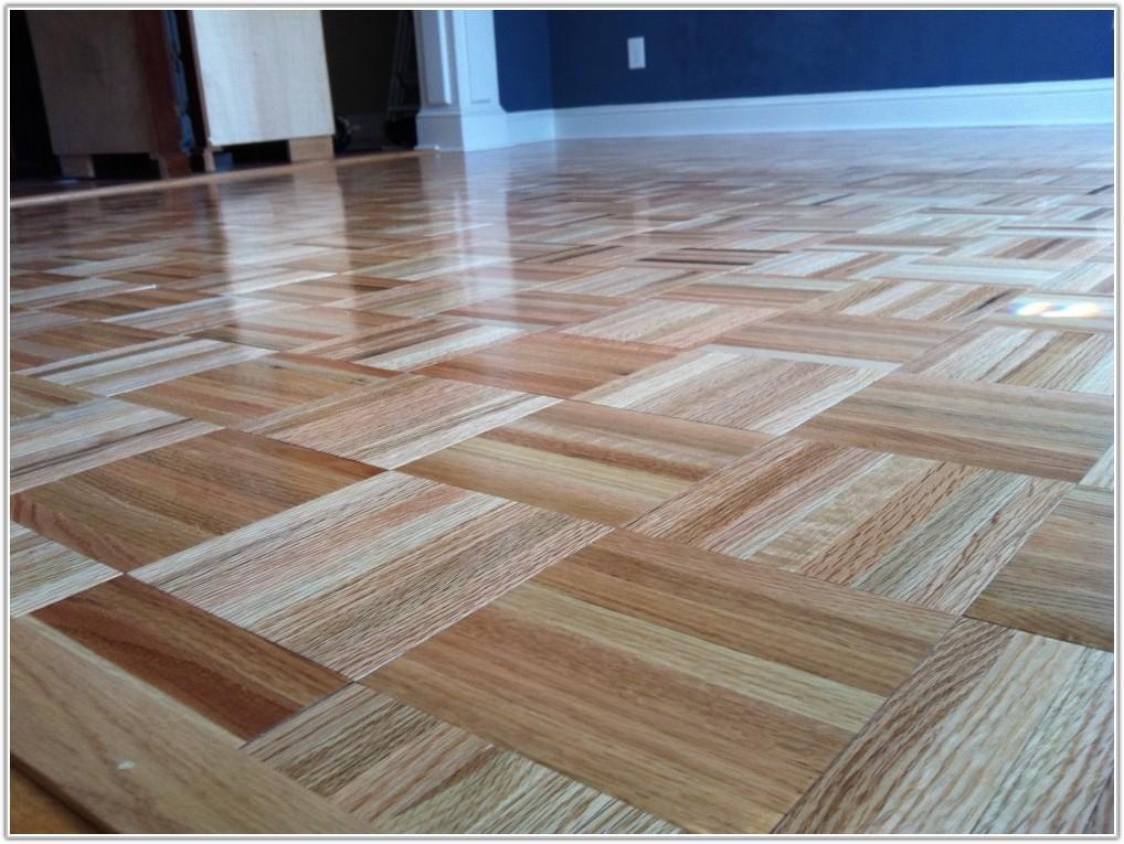 Bruce Parquet Wood Floor Tiles