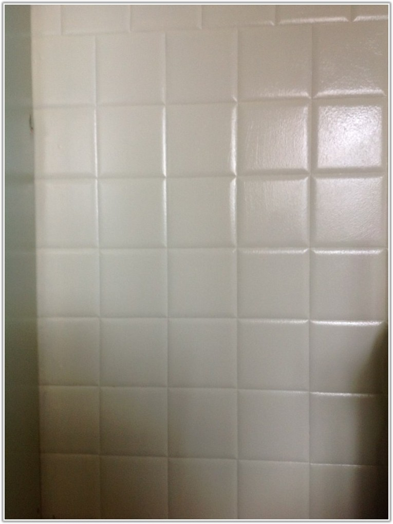 Can I Paint Bathroom Tiles With Gloss