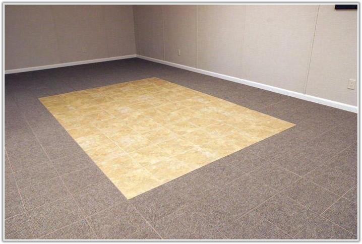 Carpet Tile For Basement Floor