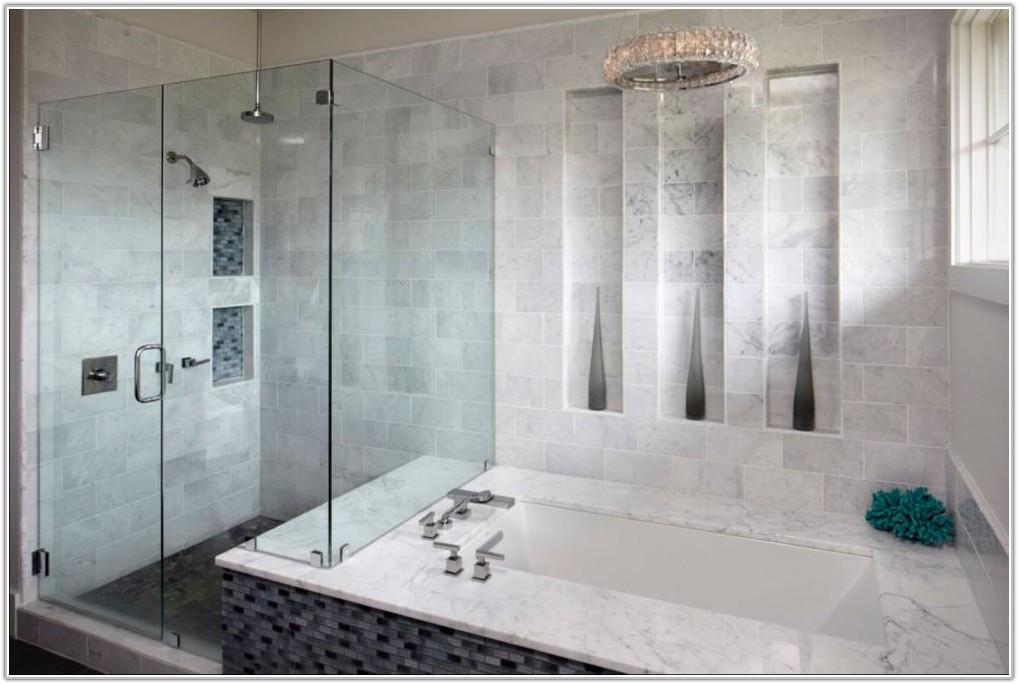Carrara Marble Tile Bathroom Ideas